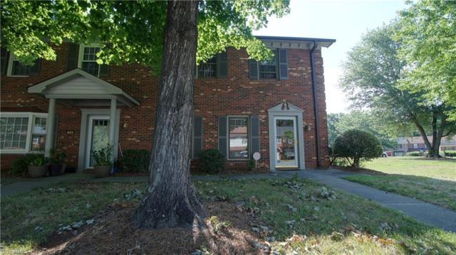 3125 Burke Mill Court, Winston Salem, NC 27103 (MLS #895817) :: Banner Real Estate