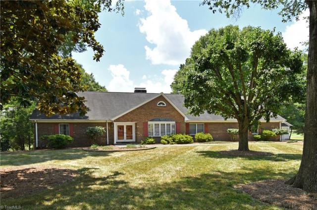 112 Rotunda Circle, Advance, NC 27006 (MLS #895836) :: Kristi Idol with RE/MAX Preferred Properties