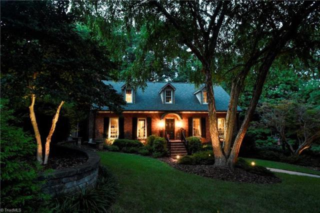 445 Gloucestershire Road, Winston Salem, NC 27104 (MLS #895957) :: Banner Real Estate