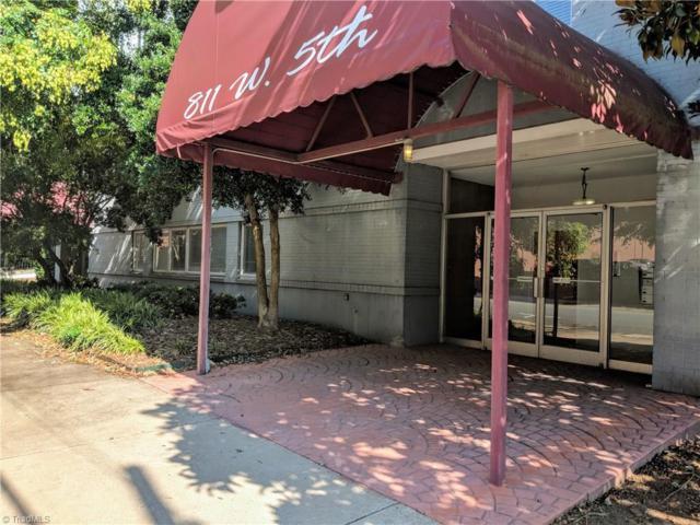 811 W 5th Street #205, Winston Salem, NC 27101 (MLS #896097) :: Kristi Idol with RE/MAX Preferred Properties