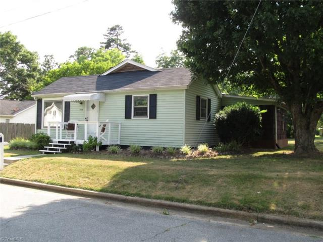 504 Meadow Street, Gibsonville, NC 27249 (MLS #896138) :: Banner Real Estate