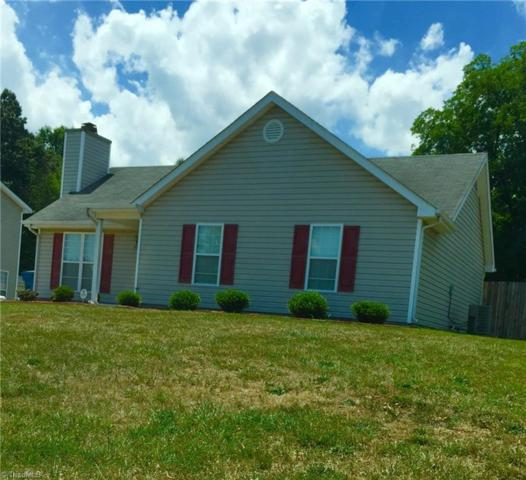 4400 Pleasant Valley Road, Greensboro, NC 27406 (MLS #896154) :: Banner Real Estate