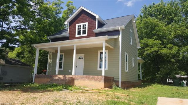 806 George Place, High Point, NC 27260 (MLS #896202) :: Kristi Idol with RE/MAX Preferred Properties