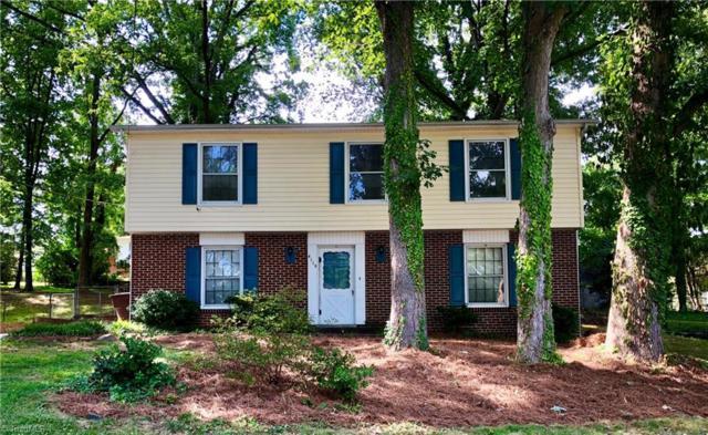4115 Farmbrooke Drive, Greensboro, NC 27407 (MLS #896288) :: Kristi Idol with RE/MAX Preferred Properties