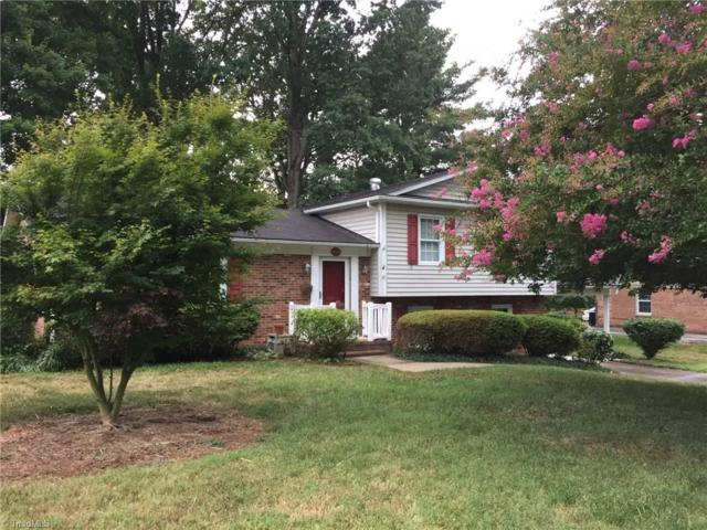 4816 Welwyn Road, Winston Salem, NC 27104 (MLS #896330) :: Banner Real Estate