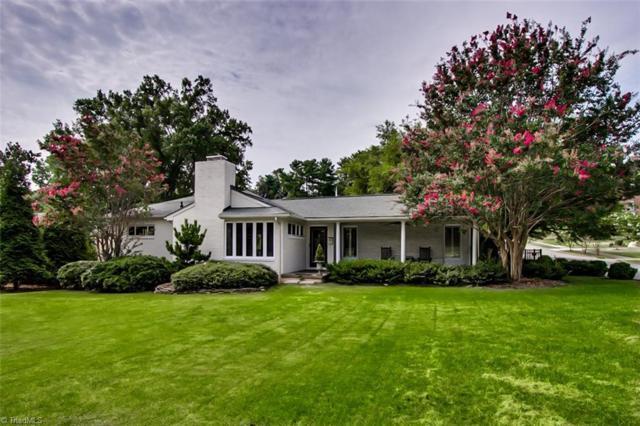 1811 W Market Street, Greensboro, NC 27403 (MLS #896349) :: Kristi Idol with RE/MAX Preferred Properties