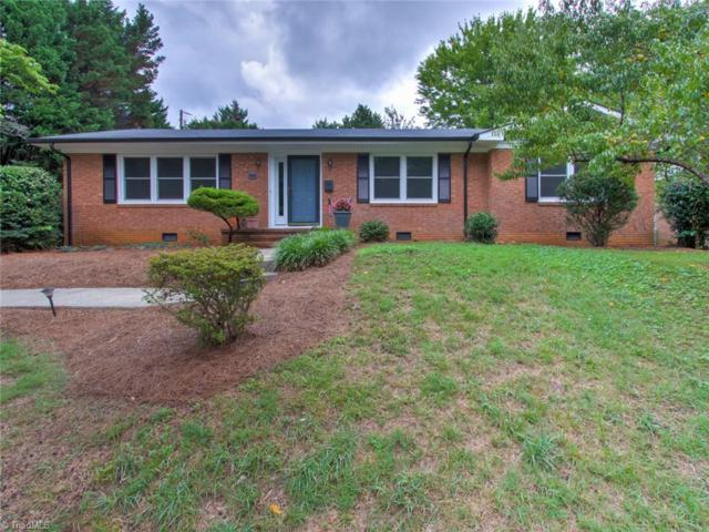 1004 Mcdowell Drive, Greensboro, NC 27408 (MLS #896402) :: Kristi Idol with RE/MAX Preferred Properties