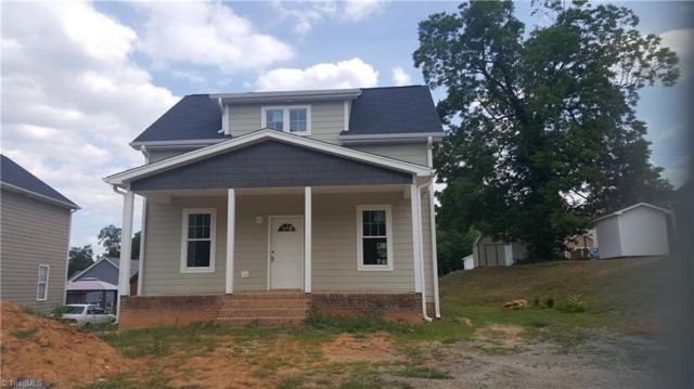 605 Vail Avenue, High Point, NC 27260 (MLS #896500) :: Kristi Idol with RE/MAX Preferred Properties