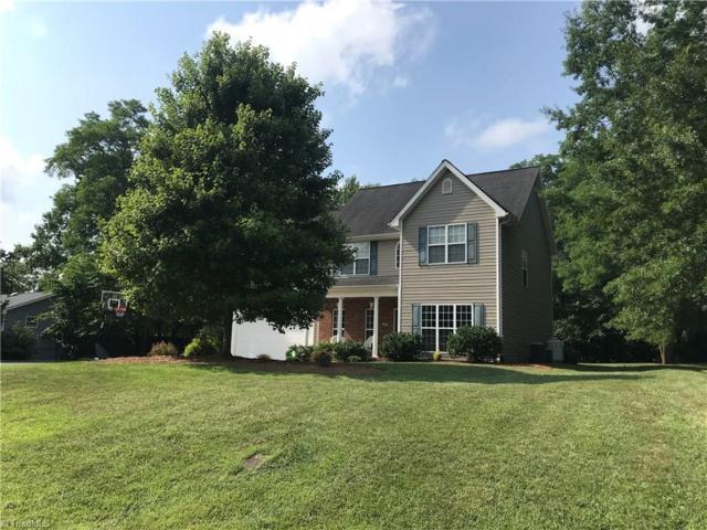 153 Fox Run Drive, Mocksville, NC 27028 (MLS #896613) :: HergGroup Carolinas