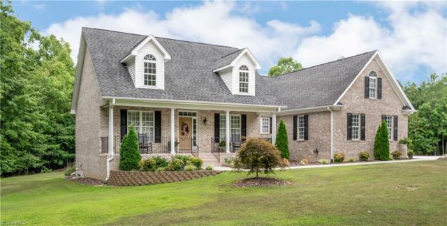 5575 Friendship Glen Drive, Browns Summit, NC 27214 (MLS #896636) :: Kristi Idol with RE/MAX Preferred Properties
