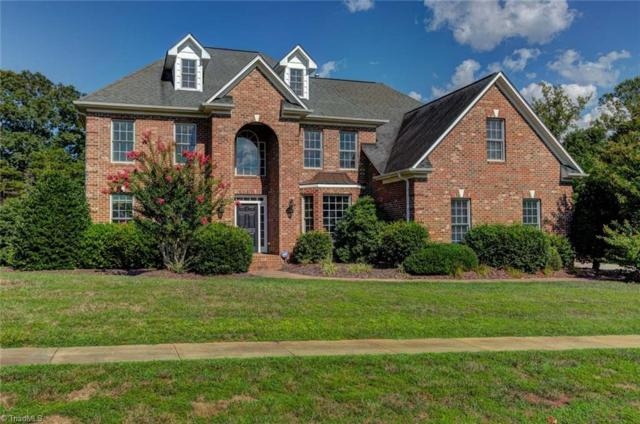 7352 Henson Forest Drive, Summerfield, NC 27358 (MLS #896720) :: NextHome In The Triad