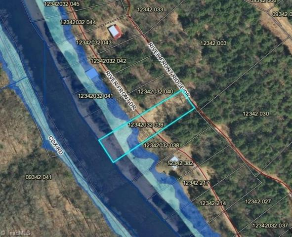 River Front Drive, Jefferson, NC 28604 (MLS #896963) :: RE/MAX Impact Realty