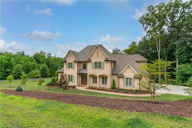 7110 Lake Henson Drive, Summerfield, NC 27358 (MLS #896992) :: Kristi Idol with RE/MAX Preferred Properties