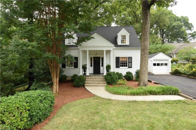 2529 Buena Vista Road, Winston Salem, NC 27104 (MLS #897034) :: Banner Real Estate