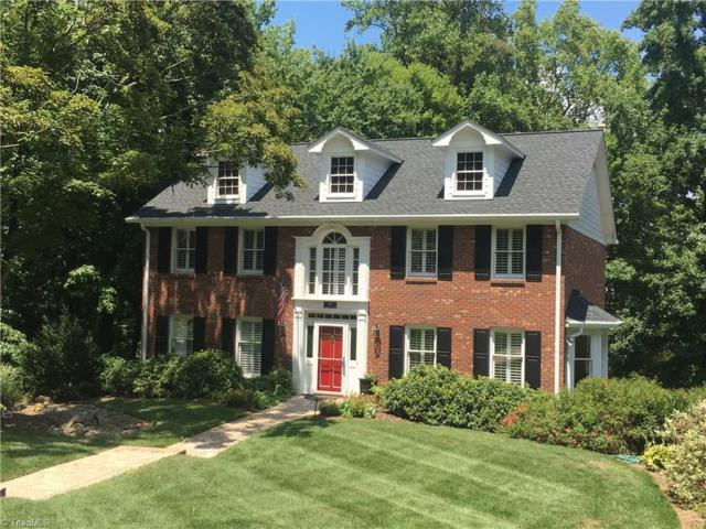 1108 Wetherburn Court, Winston Salem, NC 27104 (MLS #897071) :: Banner Real Estate