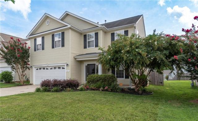 407 Summergate Drive, Winston Salem, NC 27103 (MLS #897096) :: Kristi Idol with RE/MAX Preferred Properties