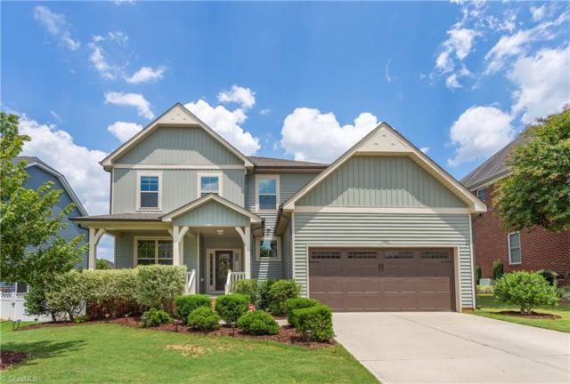 1146 Lael Forest Trail, Burlington, NC 27215 (MLS #897272) :: Kristi Idol with RE/MAX Preferred Properties