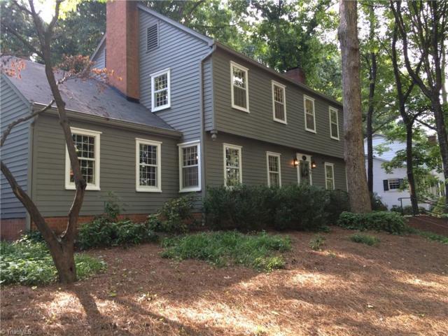 608 Archer Road, Winston Salem, NC 27106 (MLS #897281) :: Banner Real Estate