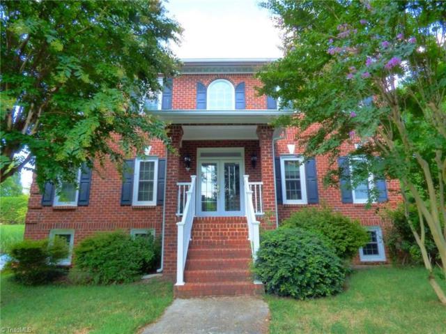 154 Fieldwood Drive, Advance, NC 27006 (MLS #897284) :: Kristi Idol with RE/MAX Preferred Properties