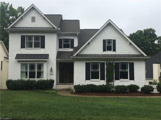 539 Woodland Drive, Greensboro, NC 27408 (MLS #897316) :: Lewis & Clark, Realtors®