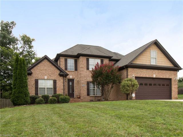 6006 Red Oak Court, Kernersville, NC 27284 (MLS #897506) :: Kristi Idol with RE/MAX Preferred Properties