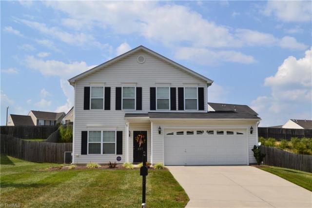 2704 Glenn Abbey Lane #3, Browns Summit, NC 27214 (MLS #897520) :: Kristi Idol with RE/MAX Preferred Properties