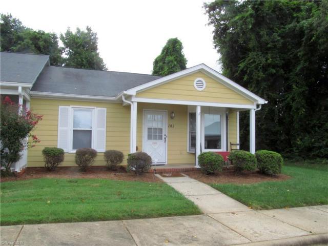 814 Guilford College Road #141, Greensboro, NC 27409 (MLS #897637) :: Kristi Idol with RE/MAX Preferred Properties