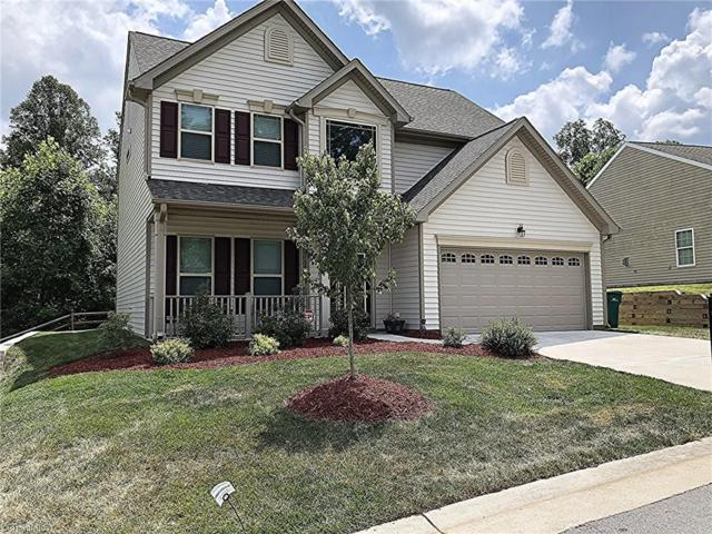 4312 Glenmore Creek Drive, Winston Salem, NC 27107 (MLS #897643) :: Banner Real Estate
