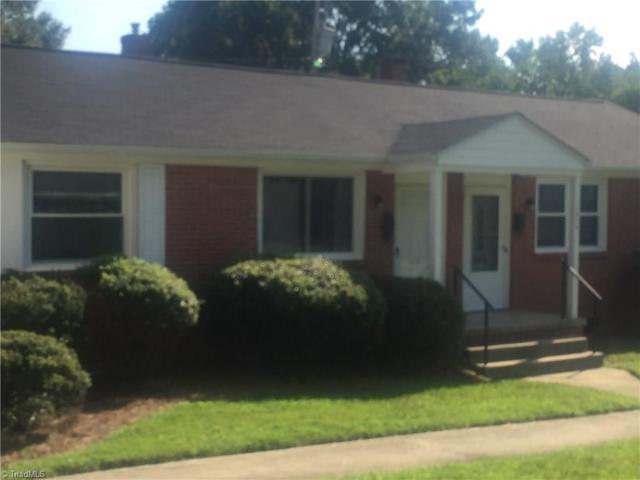 1818 Villa Drive, Greensboro, NC 27403 (MLS #897650) :: Kristi Idol with RE/MAX Preferred Properties