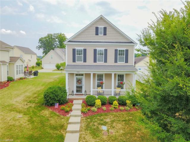 224 Bridgewater Drive, Advance, NC 27006 (MLS #897684) :: Kristi Idol with RE/MAX Preferred Properties