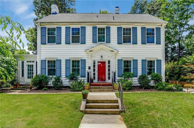 1809 Madison Avenue, Greensboro, NC 27403 (MLS #897760) :: Kristi Idol with RE/MAX Preferred Properties