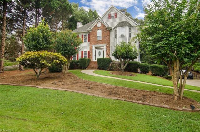 6040 Glenacre Drive, Kernersville, NC 27284 (MLS #897784) :: Kristi Idol with RE/MAX Preferred Properties