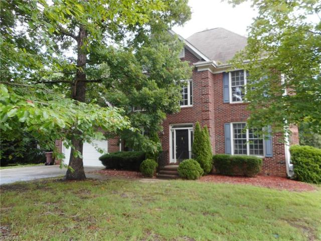 2 Hart Ridge Court, Greensboro, NC 27407 (MLS #897871) :: NextHome In The Triad