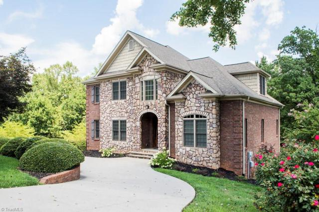 586 Oak Valley Boulevard, Advance, NC 27006 (MLS #897894) :: Banner Real Estate