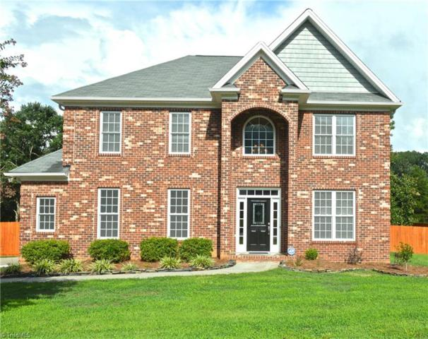 765 Manarda Circle, Lewisville, NC 27023 (MLS #897973) :: Banner Real Estate