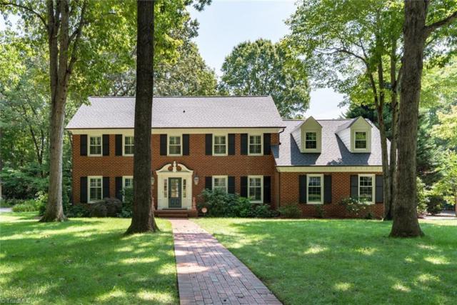 500 Parkmont Drive, Greensboro, NC 27408 (MLS #898022) :: Lewis & Clark, Realtors®