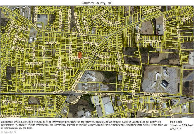 4109 Wooddale Lane, Greensboro, NC 27405 (MLS #898049) :: Kristi Idol with RE/MAX Preferred Properties