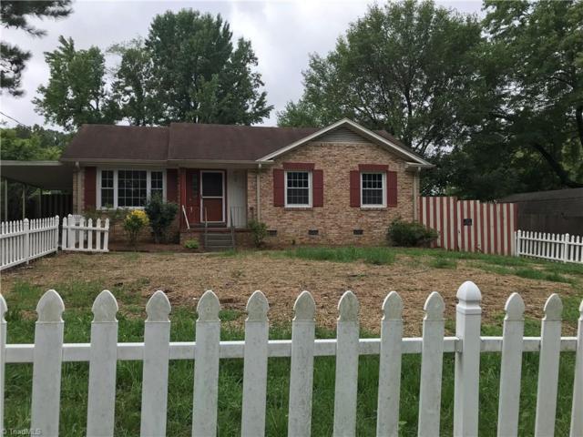 4123 Beckford Drive, Greensboro, NC 27407 (MLS #898057) :: Kristi Idol with RE/MAX Preferred Properties