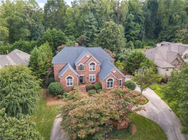 5501 Wallace Drive, Greensboro, NC 27407 (MLS #898061) :: HergGroup Carolinas