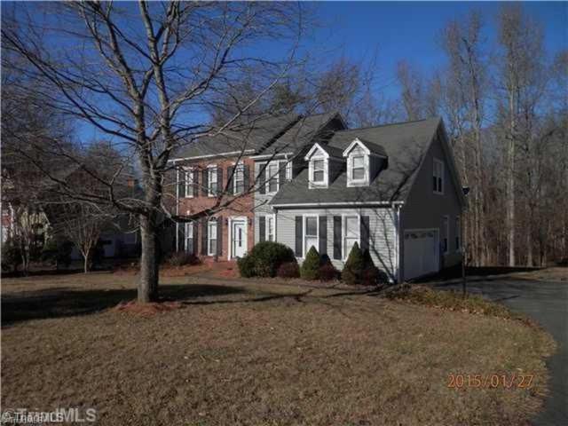 184 Fox Run Drive, Mocksville, NC 27028 (MLS #898074) :: HergGroup Carolinas