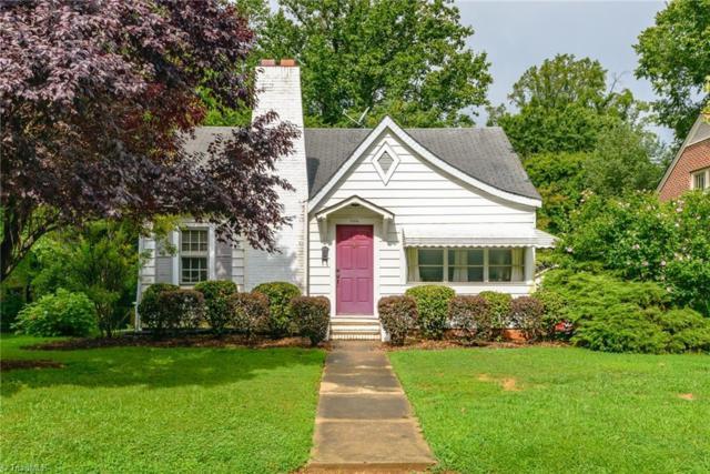 1106 Melrose Street, Winston Salem, NC 27103 (MLS #898097) :: Banner Real Estate