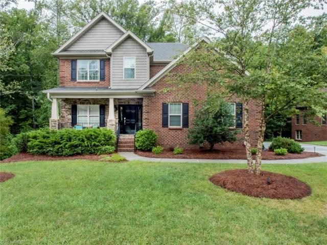 5041 Bennington Way, High Point, NC 27262 (MLS #898100) :: Kristi Idol with RE/MAX Preferred Properties