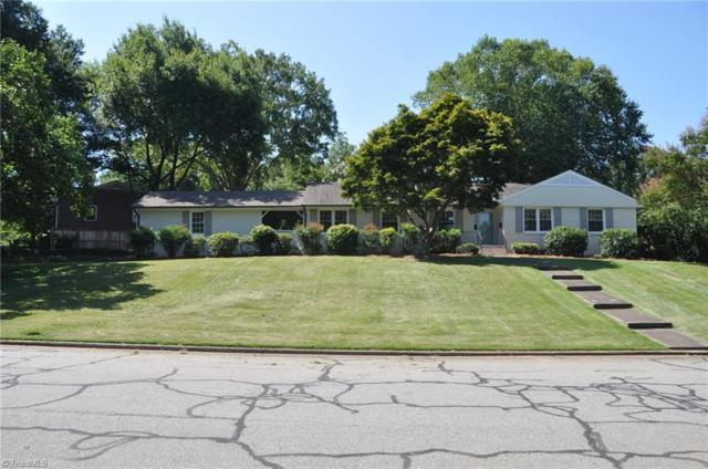820 Kenwick Drive, Winston Salem, NC 27106 (MLS #898206) :: Banner Real Estate