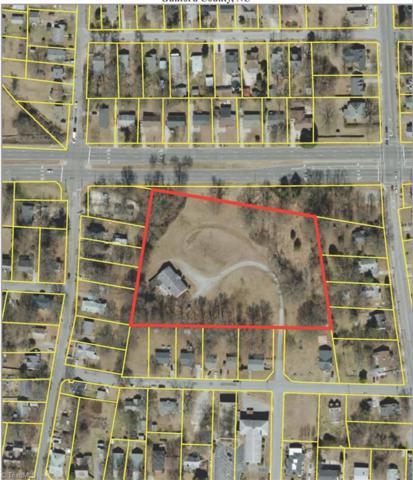 3717 Sunnycrest Avenue, Greensboro, NC 27405 (MLS #898264) :: Lewis & Clark, Realtors®