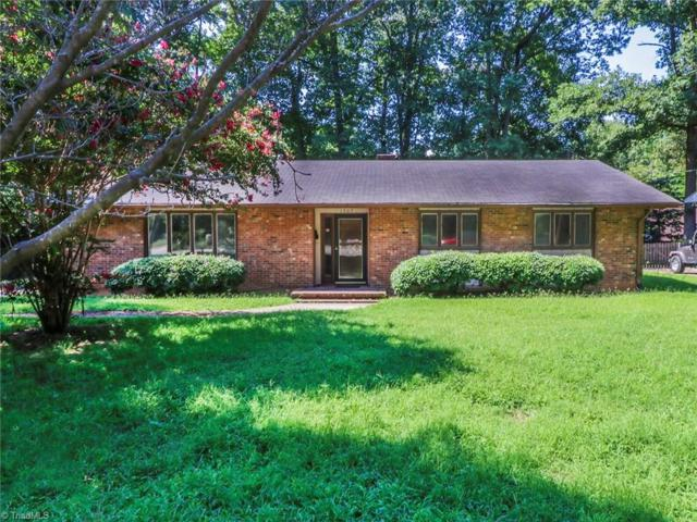 1507 Wilton Drive, Greensboro, NC 27408 (MLS #898284) :: Lewis & Clark, Realtors®