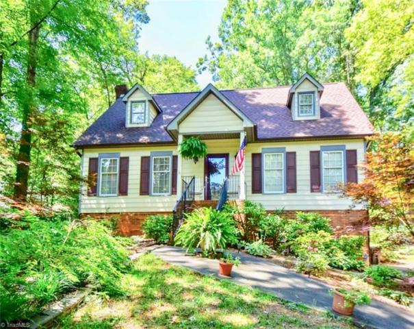 5554 Pinebrook Lane, Winston Salem, NC 27105 (MLS #898312) :: Lewis & Clark, Realtors®