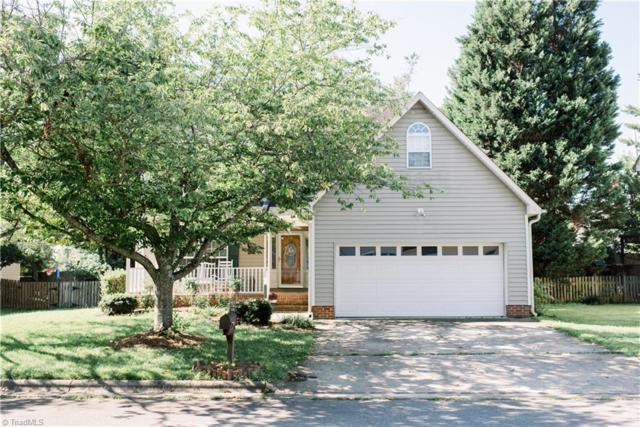 120 Millers Crossing Court, Winston Salem, NC 27103 (MLS #898325) :: Banner Real Estate