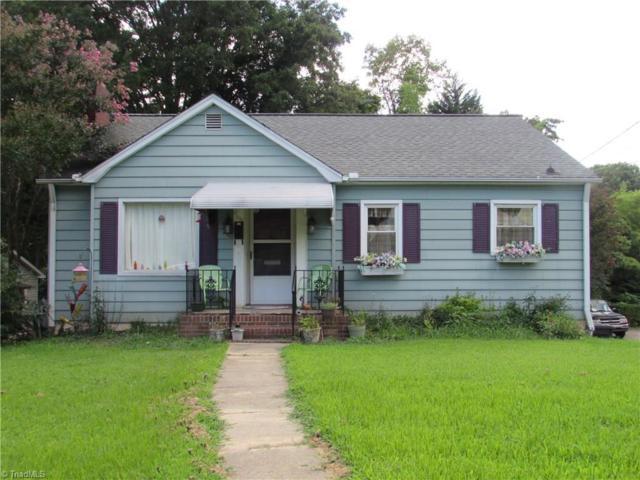 1116 Magnolia Street, Winston Salem, NC 27103 (MLS #898395) :: Banner Real Estate