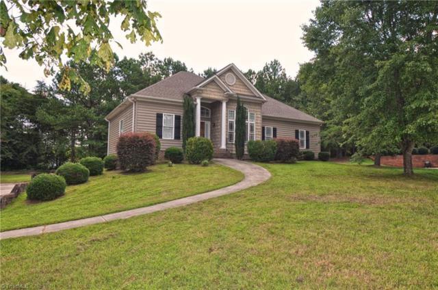 321 Chandler Drive, Lexington, NC 27295 (MLS #899422) :: Kristi Idol with RE/MAX Preferred Properties