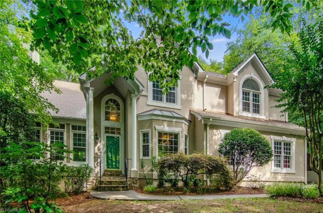 1436 Ridgemere Lane, Winston Salem, NC 27106 (MLS #899483) :: Kristi Idol with RE/MAX Preferred Properties